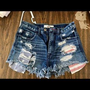 Hollister American shorts